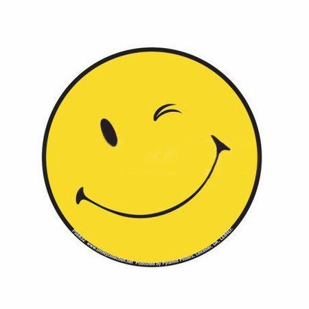 smiley clin d`oeil elyce