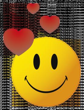 smiley coeur elyce